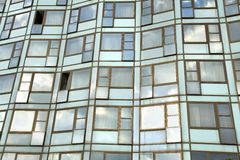 Afternoon Windows Royalty Free Stock Photo