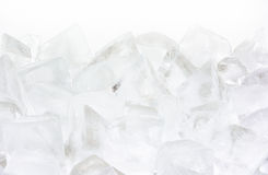 Close up ice cube Stock Image