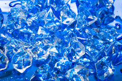 Close-up of ice cubes Stock Image