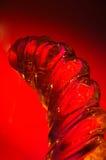 Close up of ice sculpture Stock Photos