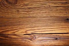 Close-up of an illuminated wooden wall royalty free stock photo