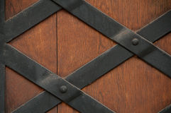 Close-up image of ancient doors. Close-up image of ancient doors Royalty Free Stock Images