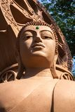 Close up image of a Buddha statue at Ancient city in Samutprakan, Thailand royalty free stock photography