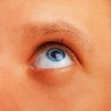 Close-up image of eye Royalty Free Stock Image