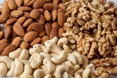 Mixed Nuts Stock Photos