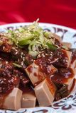 Traditional side dish from Korea. Royalty Free Stock Image