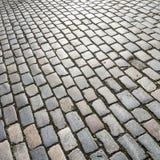 Close-up Image Of Cobblestones Stock Image