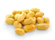 Close-up image of peanuts Royalty Free Stock Photography