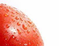Close up image of ripe tomato Royalty Free Stock Photo