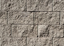 Close up image of stone wall Royalty Free Stock Photo