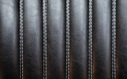 Textured leather back ground royalty free stock image
