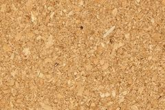 Close-up image of wood cork board texture background royalty free stock photo