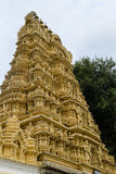 Close Up of Indian Temple Royalty Free Stock Image