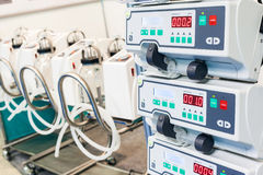 Infusion pump Stock Images