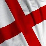 Close up inglês da bandeira Fotos de Stock