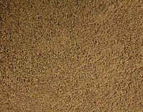 Close up of instant coffee powder Royalty Free Stock Image