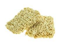 Close up instant noodle Stock Photo