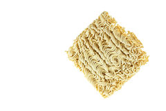 Close up instant noodle Royalty Free Stock Photography