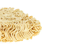 Close up instant noodle Stock Image
