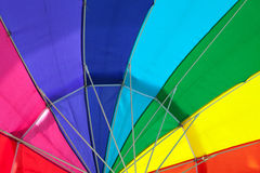 Colorful Rain Umbrella Royalty Free Stock Photos
