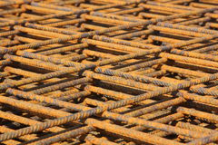 Close-up of Iron Mesh Stock Images