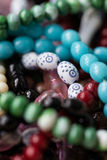 Close-Up Of Islamic Prayer Beads Stock Photo