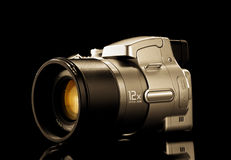 Close Up Isolated Photo Video Camera Royalty Free Stock Photography