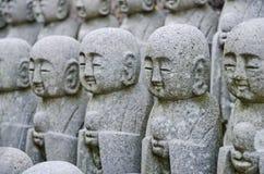 Close up Japan Buddha Statue Stock Photo