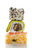 Close up japan food style Royalty Free Stock Images