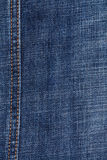 Close up of a jeans Royalty Free Stock Photos