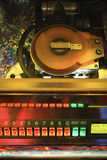 Close-up of jukebox. Stock Photos