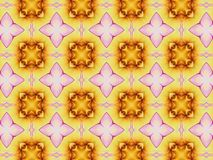 Close up kaleidoscope art abstract pattern texture background Stock Photography