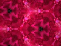 Close up kaleidoscope art abstract pattern texture background Royalty Free Stock Images