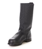 Close up of kersey high boot. Stock Photography