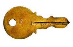 Close-up of key Stock Photography