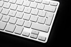 Close up of keyboard Stock Images