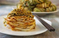 Close up of kimchi. Stock Photography