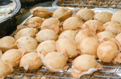 Kind Of Thai Sweetmeat Thai Dessert Stock Photos