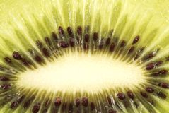 Close-up kiwi background Royalty Free Stock Images