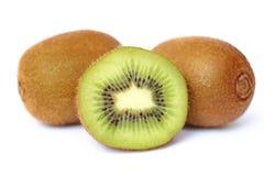 Close up kiwi fruit Stock Photos