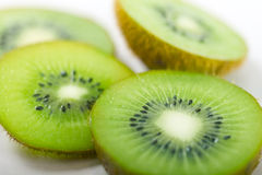 Close up of kiwi fruit Stock Image