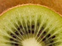 Close up of  of Kiwi Fruit Royalty Free Stock Photography