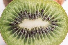 Close-up of kiwi fruit Royalty Free Stock Image