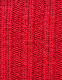 Close up of knitted item Stock Photos