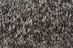 Close-up of knitted wool texture Stock Image