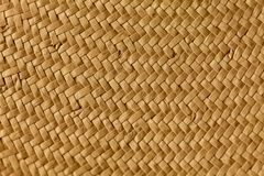 Close up of a knitting pattern Royalty Free Stock Photos