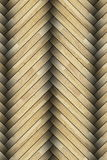 Close up of laminated floor pattern Royalty Free Stock Photography