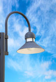 Close up of lamppost Stock Image