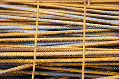 Steel Rods for Construction Royalty Free Stock Photo