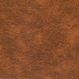 Close-up of leather texture Royalty Free Stock Photography
